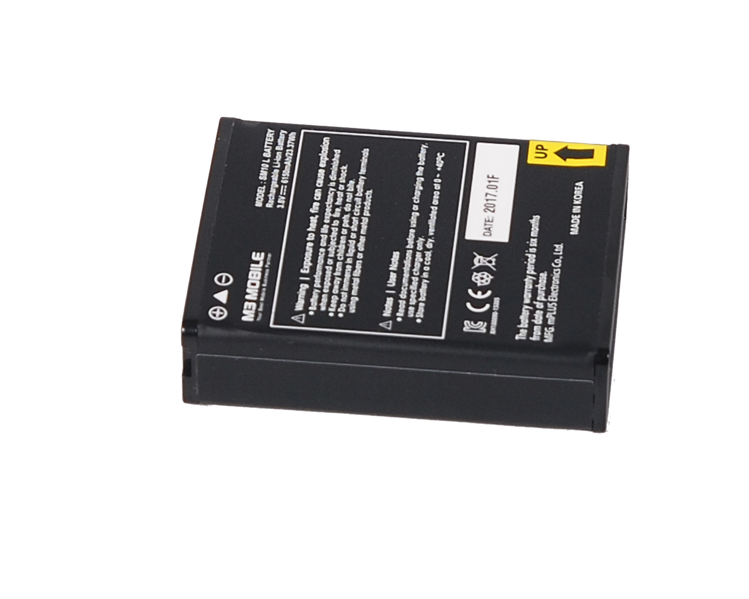 M3 SM10(LTE) Extended Battery